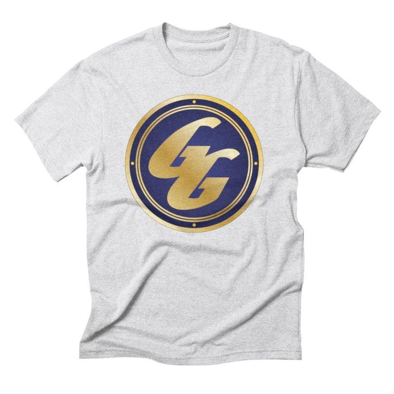 The Golden Guard - Bullet Men's Triblend T-Shirt by incogvito's Artist Shop