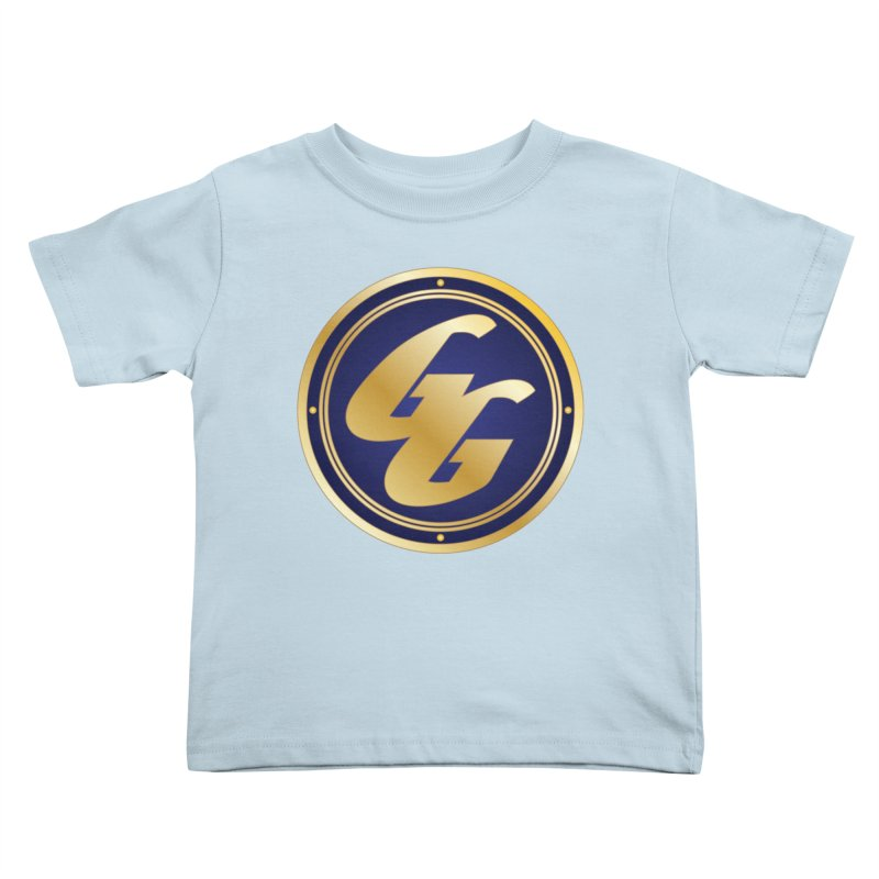 The Golden Guard - Bullet Kids Toddler T-Shirt by incogvito's Artist Shop