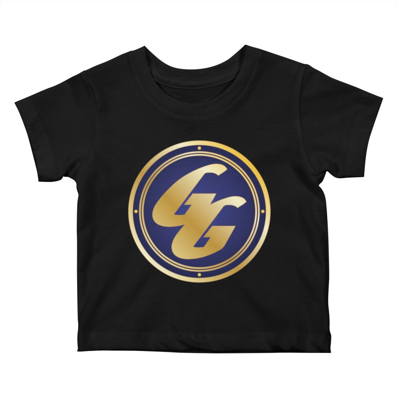 The Golden Guard - Bullet Kids Baby T-Shirt by incogvito's Artist Shop