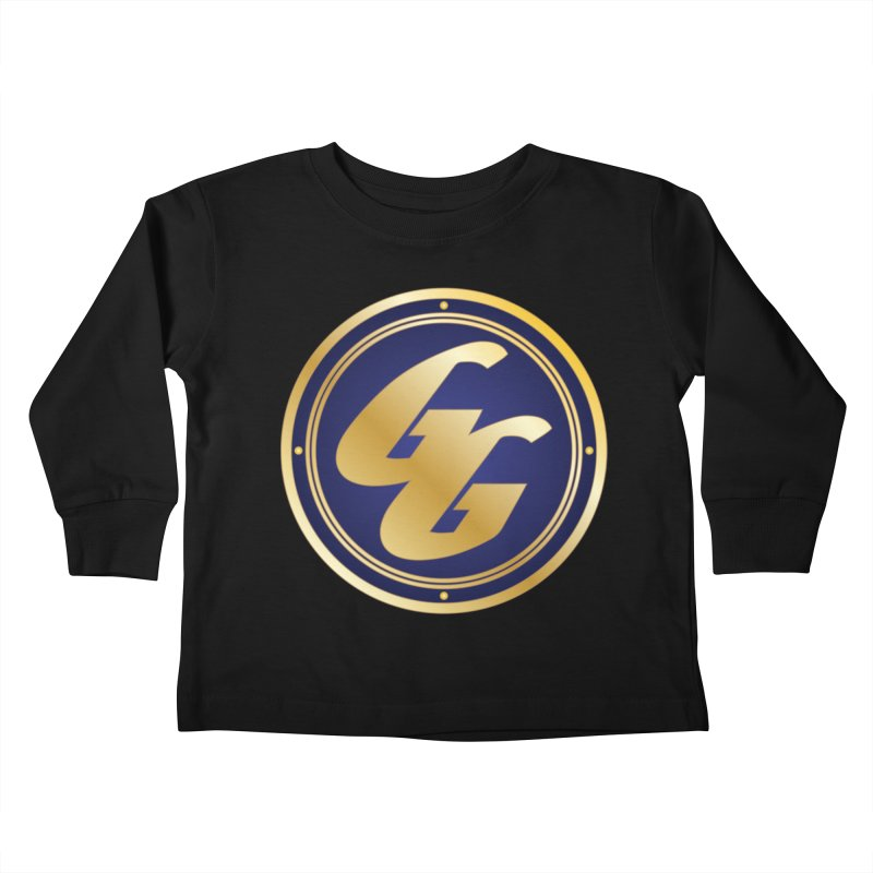 The Golden Guard - Bullet Kids Toddler Longsleeve T-Shirt by incogvito's Artist Shop