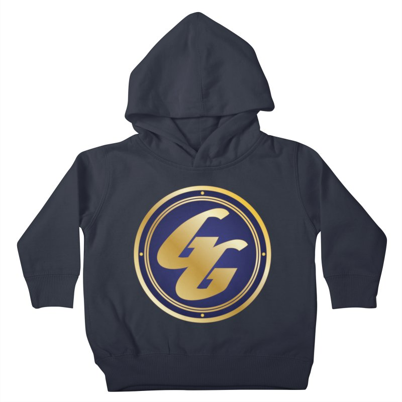 The Golden Guard - Bullet Kids Toddler Pullover Hoody by incogvito's Artist Shop