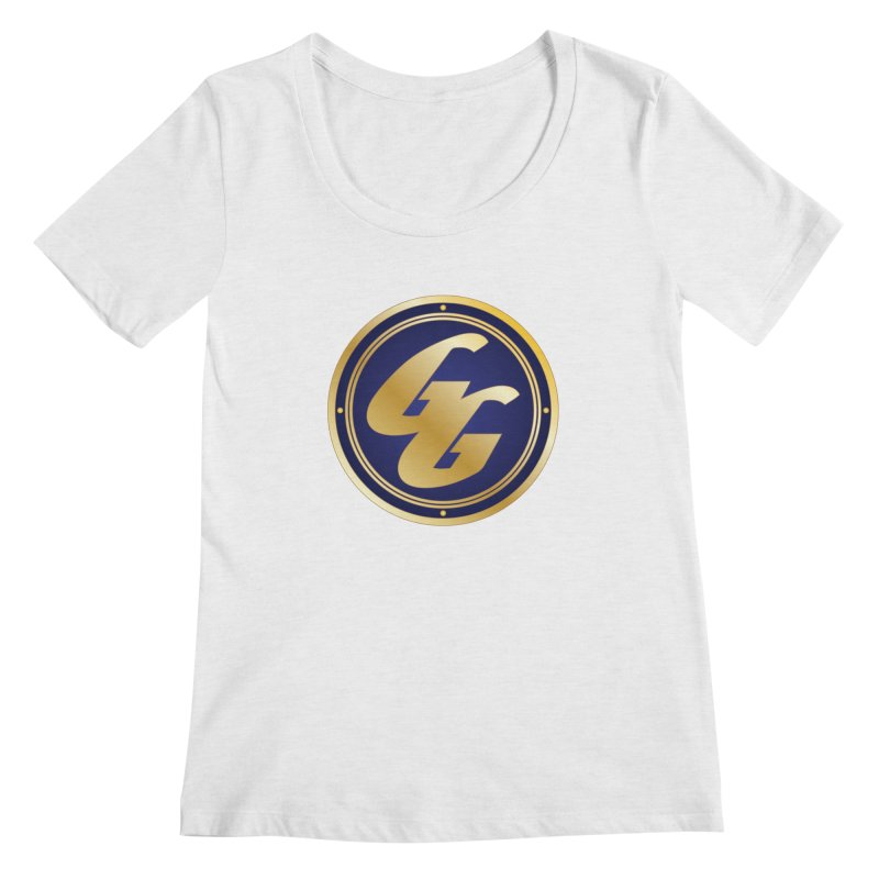 The Golden Guard - Bullet Women's Regular Scoop Neck by incogvito's Artist Shop