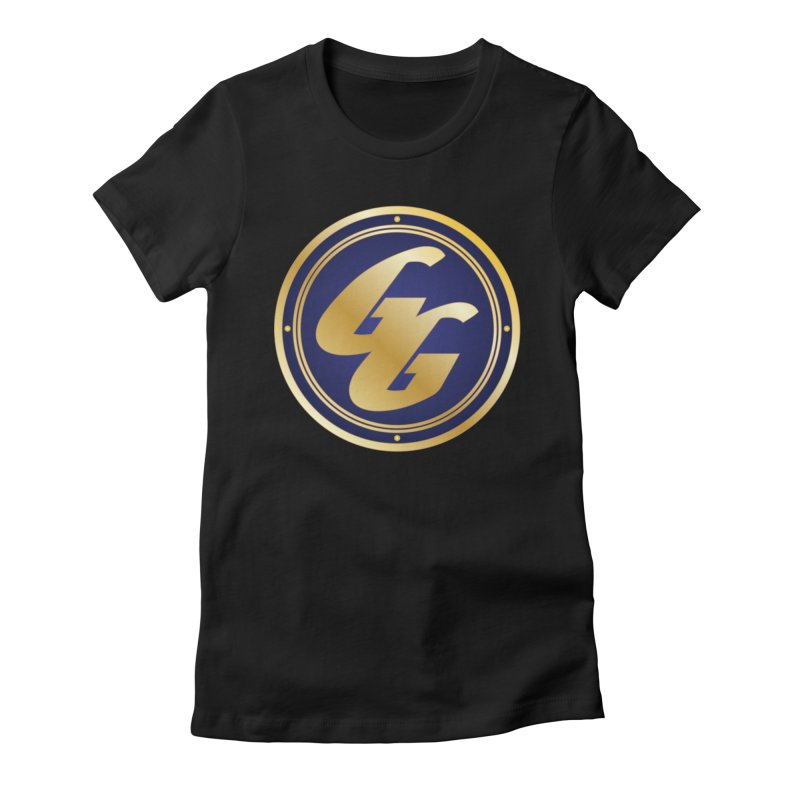 The Golden Guard - Bullet Women's Fitted T-Shirt by incogvito's Artist Shop