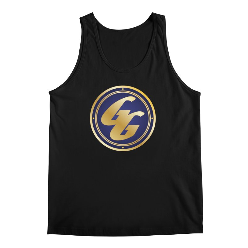 The Golden Guard - Bullet Men's Regular Tank by incogvito's Artist Shop