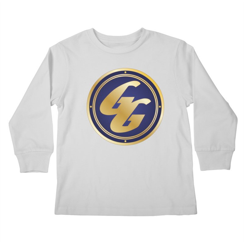 The Golden Guard - Bullet Kids Longsleeve T-Shirt by incogvito's Artist Shop