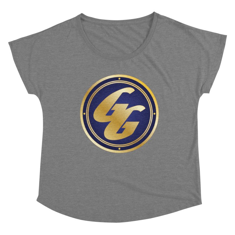 The Golden Guard - Bullet Women's Scoop Neck by incogvito's Artist Shop