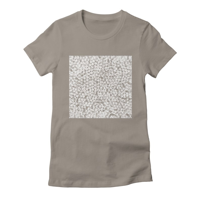 cell c85eec3 Women's Fitted T-Shirt by inconvergent