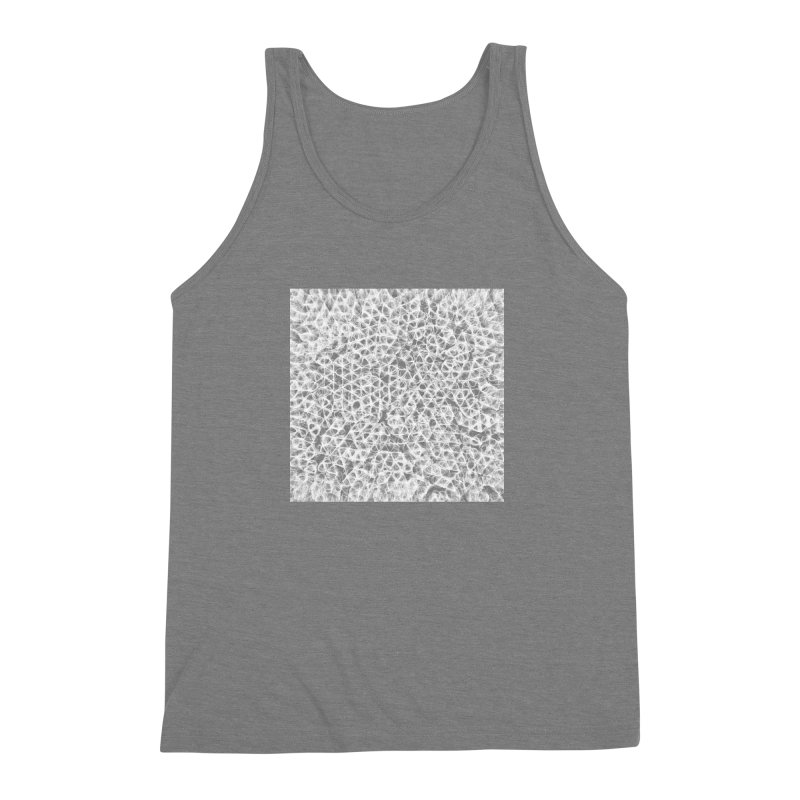 cell c85eec3 Men's Triblend Tank by inconvergent