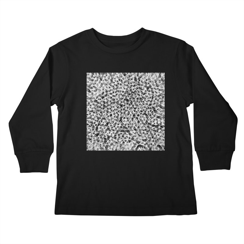 cell c85eec3 Kids Longsleeve T-Shirt by inconvergent