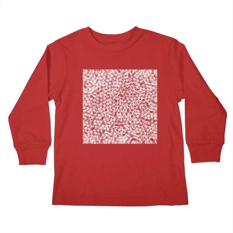 cell c85eec3 Kids Longsleeve T-Shirt by inconvergent