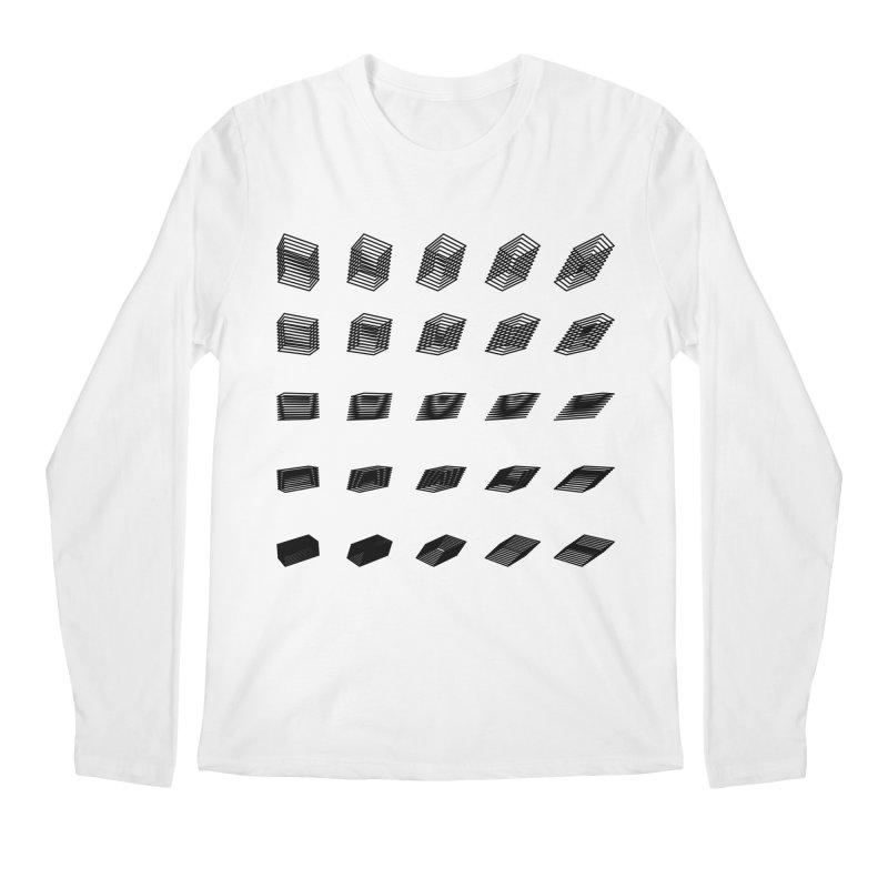 perspective b9dde1a Men's Longsleeve T-Shirt by inconvergent