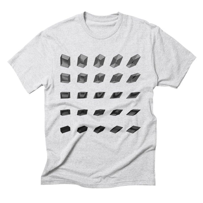 perspective b9dde1a Men's Triblend T-shirt by inconvergent