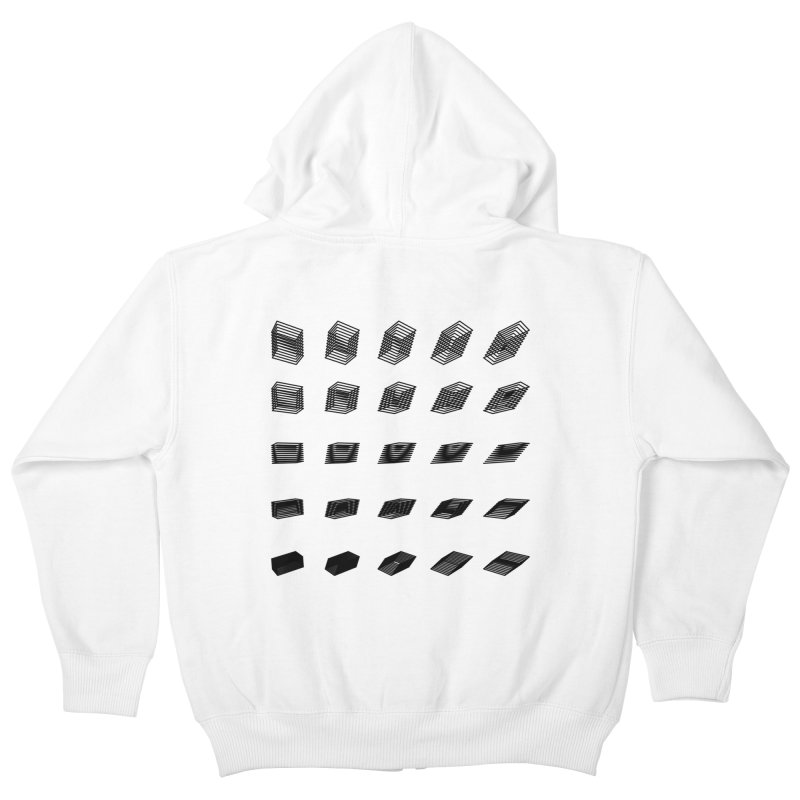 perspective b9dde1a Kids Zip-Up Hoody by inconvergent