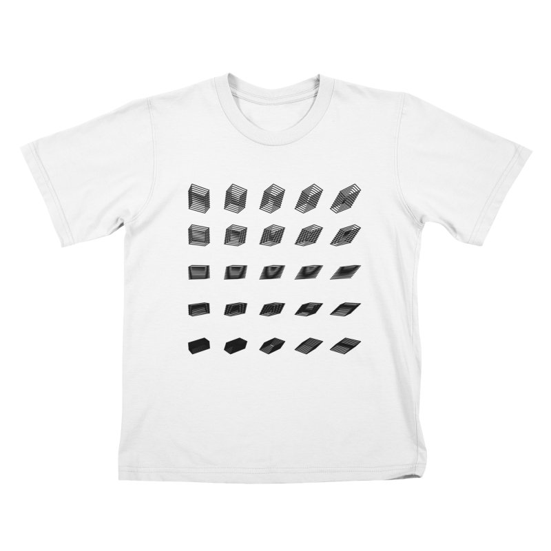 perspective b9dde1a Kids T-shirt by inconvergent