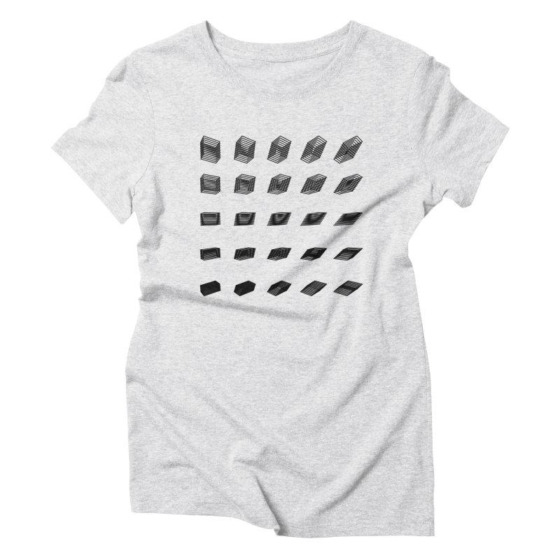 perspective b9dde1a Women's Triblend T-shirt by inconvergent