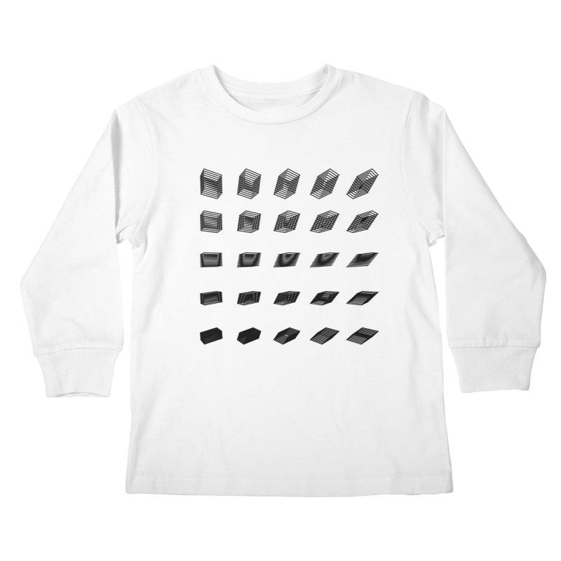 perspective b9dde1a Kids Longsleeve T-Shirt by inconvergent