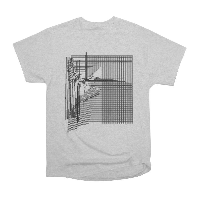 parallel 9d34e84 Women's Classic Unisex T-Shirt by inconvergent