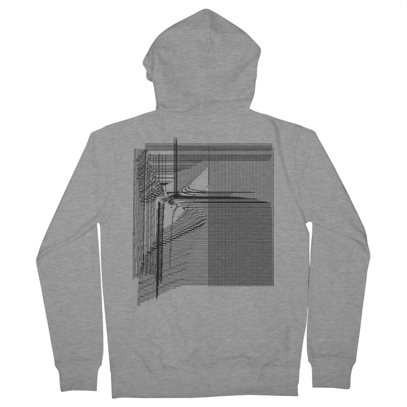 parallel 9d34e84 Men's French Terry Zip-Up Hoody by inconvergent