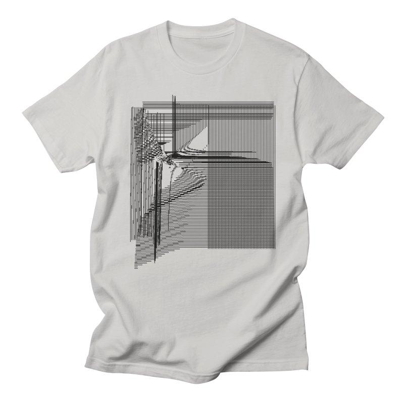 parallel 9d34e84 Men's Regular T-Shirt by inconvergent