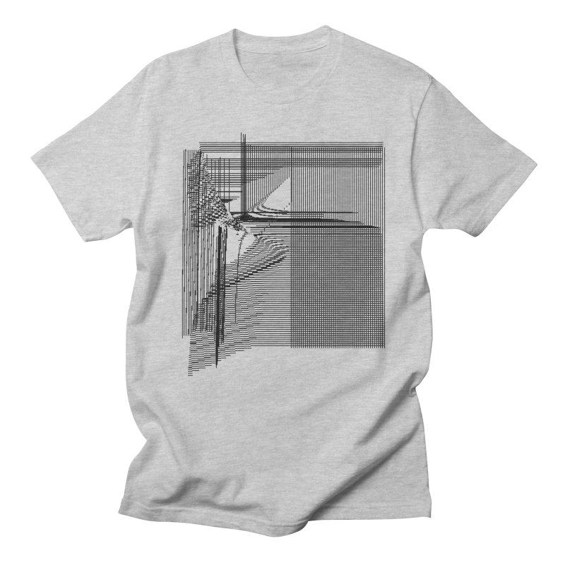 parallel 9d34e84 Men's T-Shirt by inconvergent