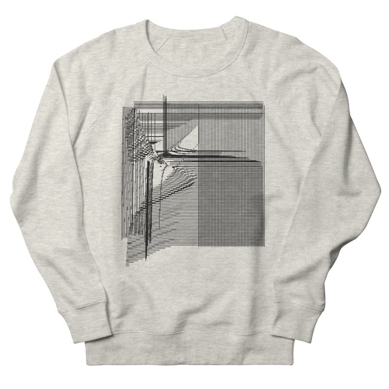 parallel 9d34e84 Men's French Terry Sweatshirt by inconvergent