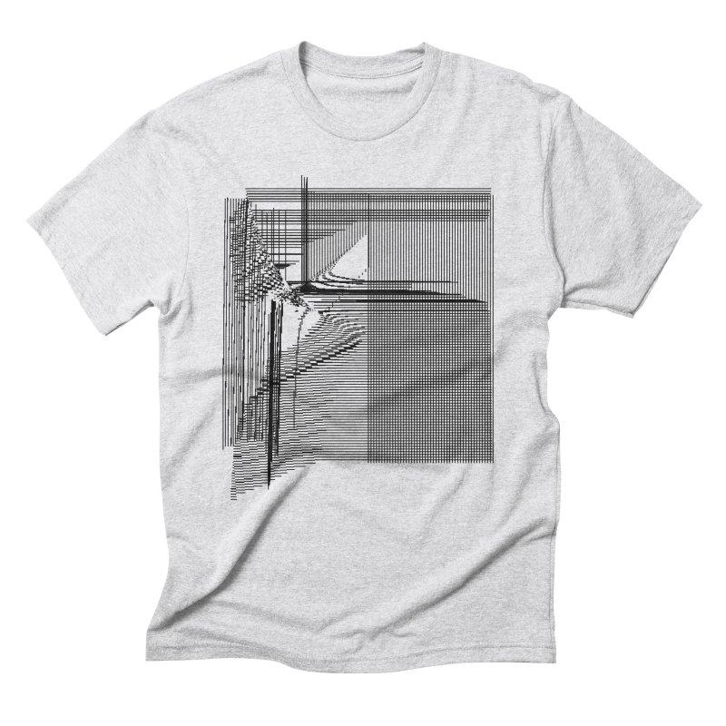 parallel 9d34e84 Men's Triblend T-Shirt by inconvergent