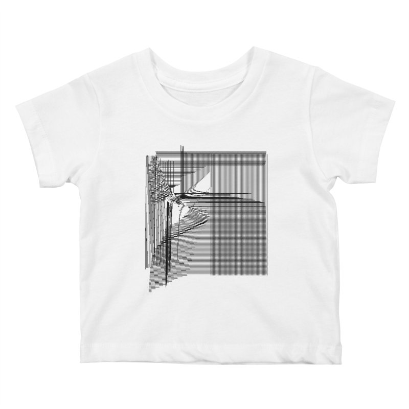 parallel 9d34e84 Kids Baby T-Shirt by inconvergent