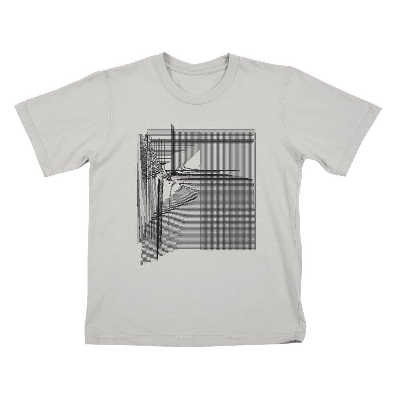parallel 9d34e84 Kids T-Shirt by inconvergent