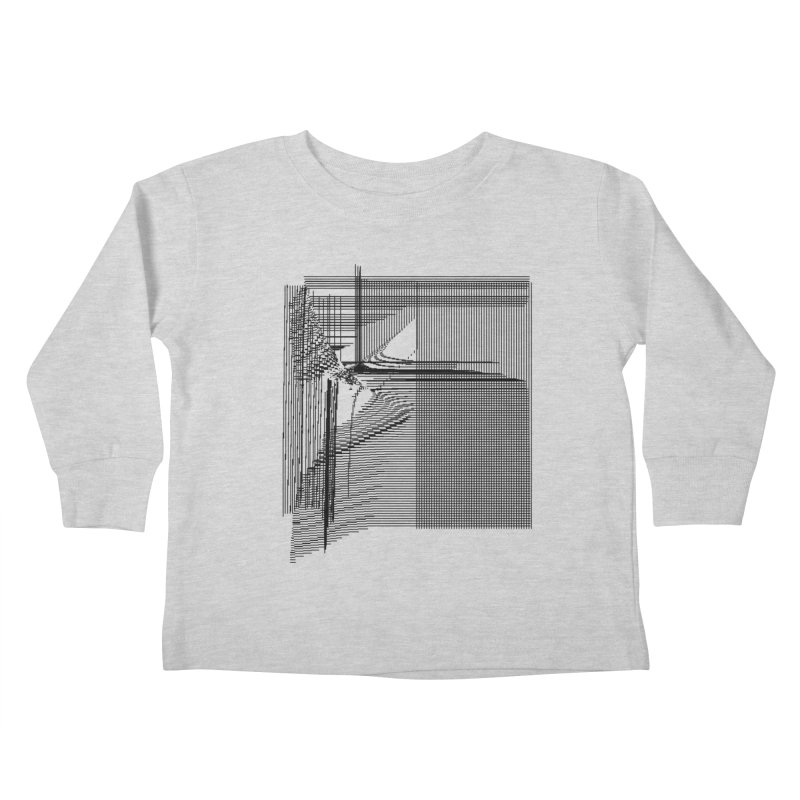 parallel 9d34e84 Kids Toddler Longsleeve T-Shirt by inconvergent