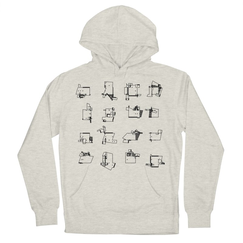 box extrude 3839fc5 Women's Pullover Hoody by inconvergent
