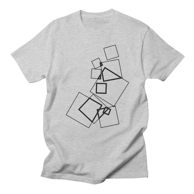 intersect 5e4fcf2 Men's T-Shirt by inconvergent