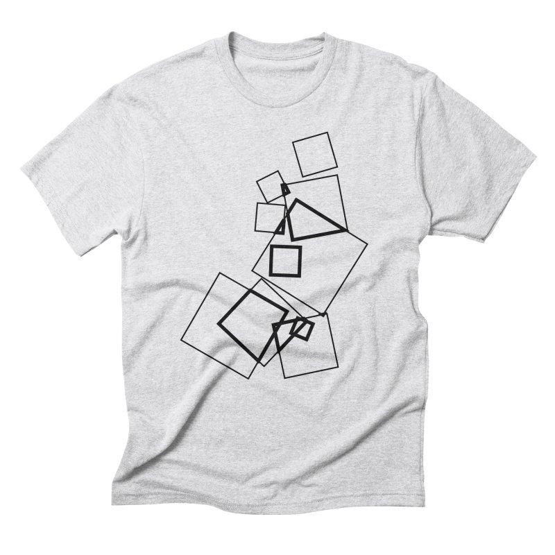 intersect 5e4fcf2 Men's Triblend T-Shirt by inconvergent