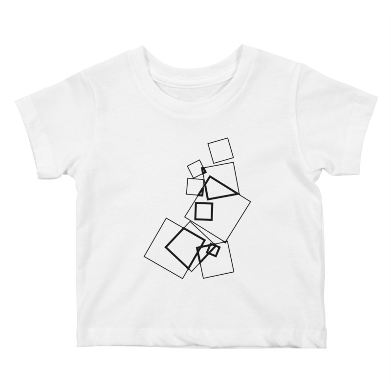 intersect 5e4fcf2 Kids Baby T-Shirt by inconvergent