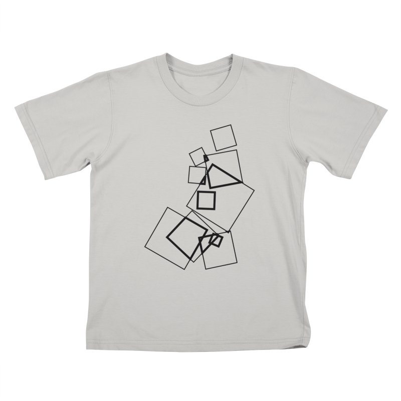 intersect 5e4fcf2 Kids T-Shirt by inconvergent