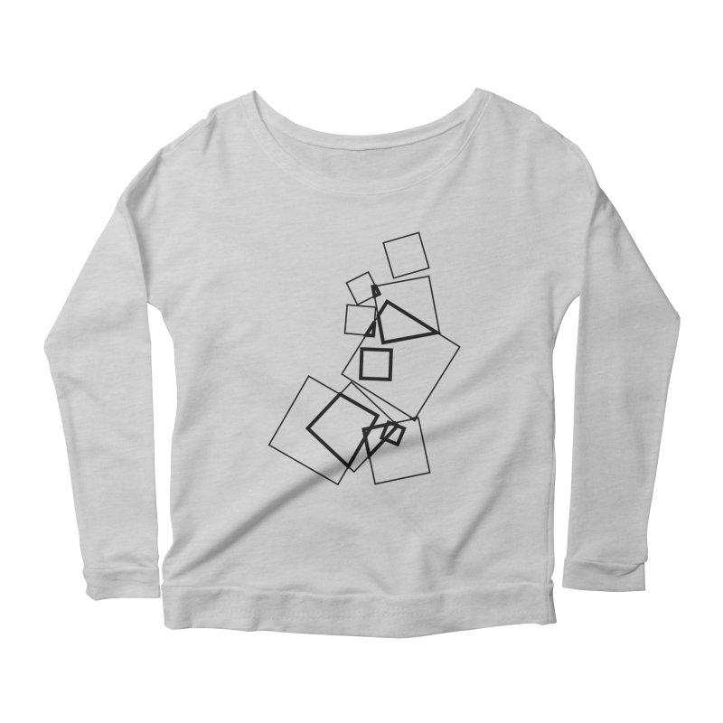 intersect 5e4fcf2 Women's Scoop Neck Longsleeve T-Shirt by inconvergent