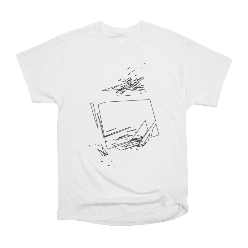 split a797183 Women's Classic Unisex T-Shirt by inconvergent