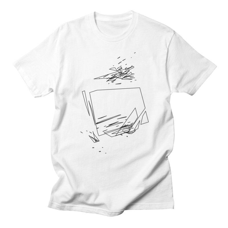 split a797183 Men's Regular T-Shirt by inconvergent