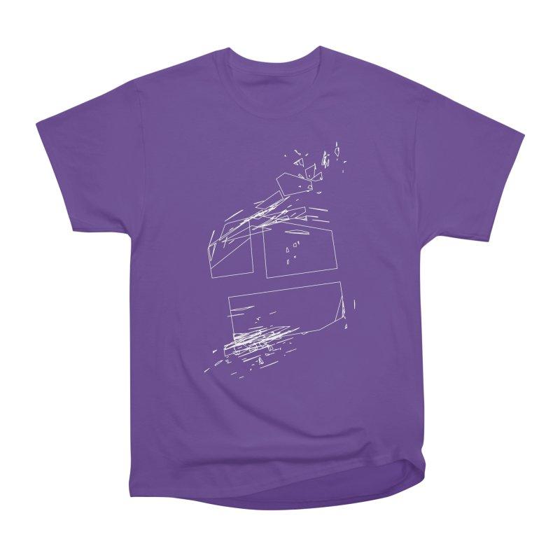 split 3a6e1f7 Women's Classic Unisex T-Shirt by inconvergent