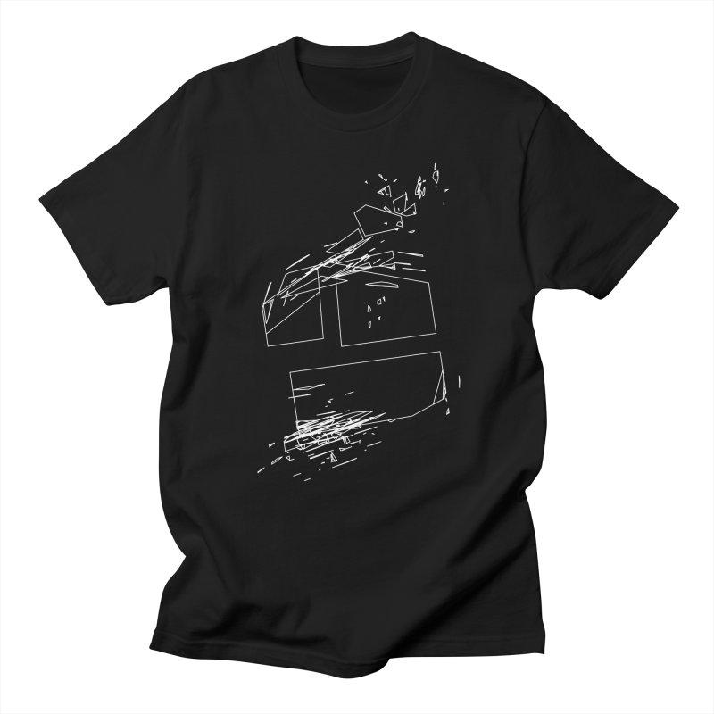split 3a6e1f7 Men's T-Shirt by inconvergent