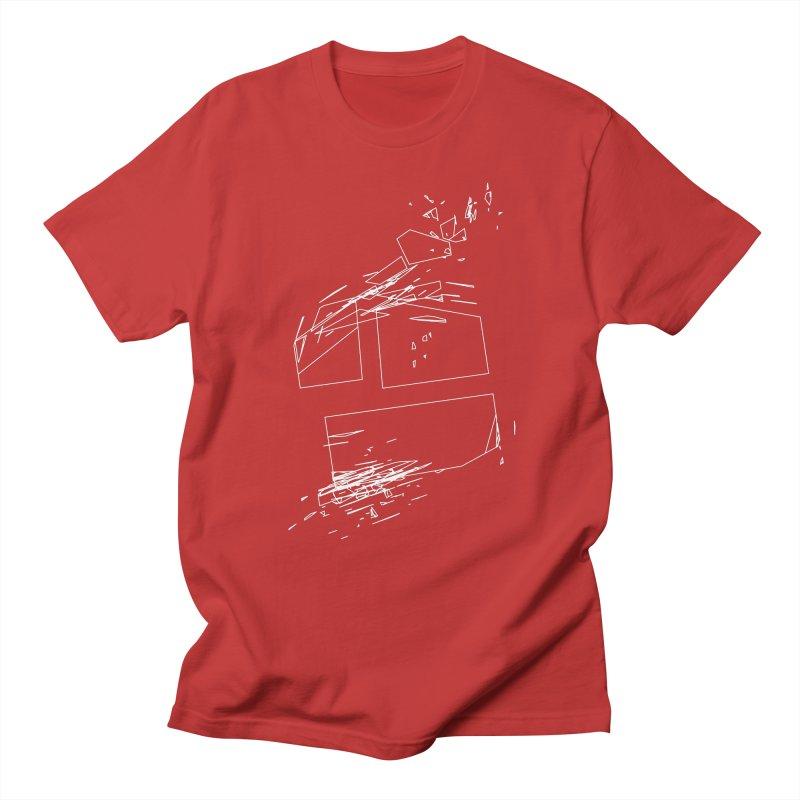 split 3a6e1f7 Women's Unisex T-Shirt by inconvergent