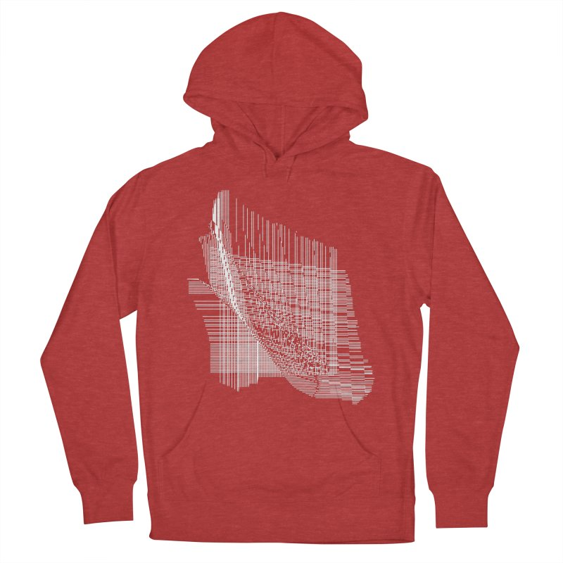 parallel facf40d Women's French Terry Pullover Hoody by inconvergent