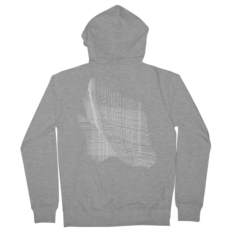 parallel facf40d Women's French Terry Zip-Up Hoody by inconvergent