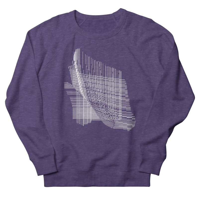 parallel facf40d Women's French Terry Sweatshirt by inconvergent