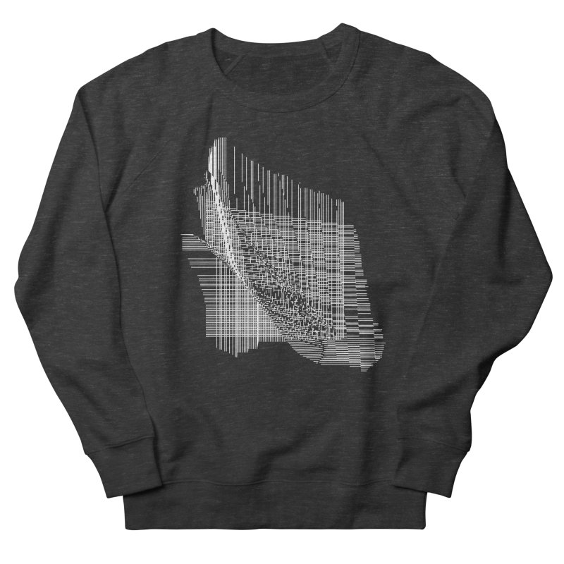 parallel facf40d Men's French Terry Sweatshirt by inconvergent