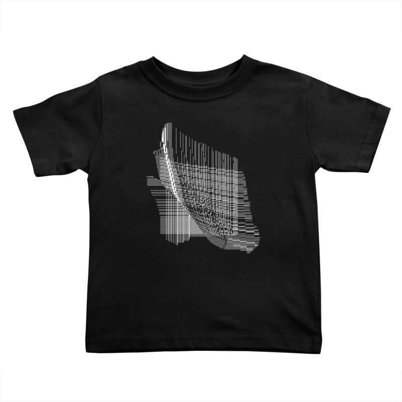 parallel facf40d Kids Toddler T-Shirt by inconvergent