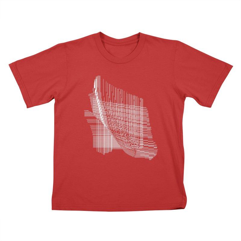 parallel facf40d Kids T-Shirt by inconvergent