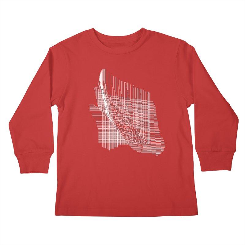 parallel facf40d Kids Longsleeve T-Shirt by inconvergent