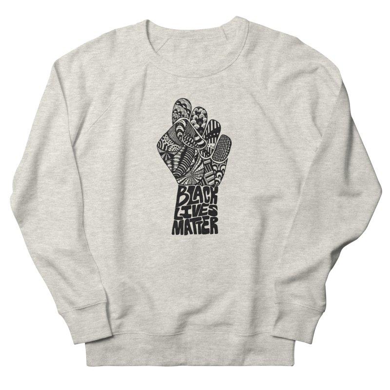 Black Lives Matter - B Men's Sweatshirt by Incredibly Average Online Store