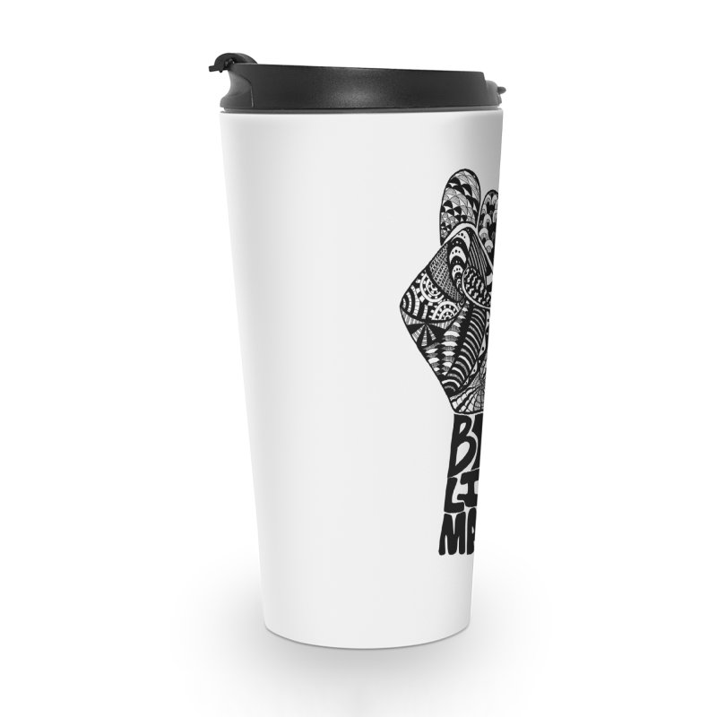 Black Lives Matter - B Accessories Mug by Incredibly Average Online Store