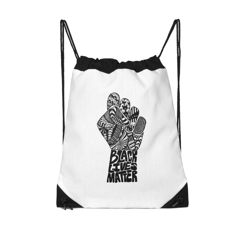 Black Lives Matter - B Accessories Bag by Incredibly Average Online Store